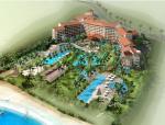 [合集]5套现代感度假酒店及宾馆建筑设计方案文本