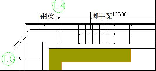 [郑州]广场项目核心筒半逆作法施工方案