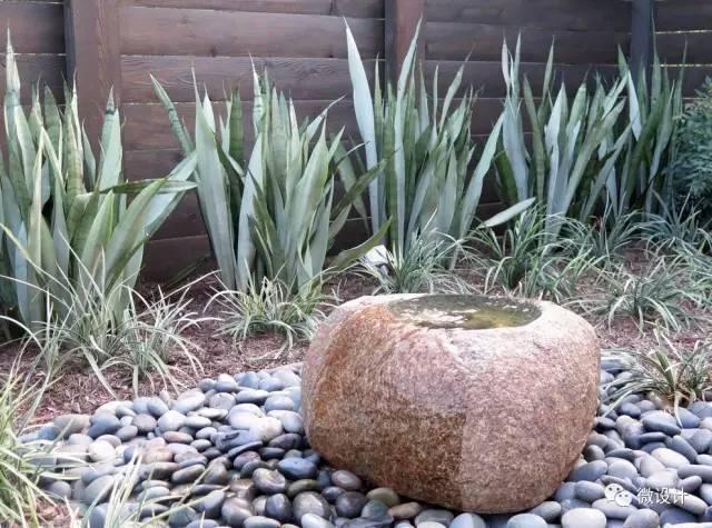 80款·好看的庭院小水景