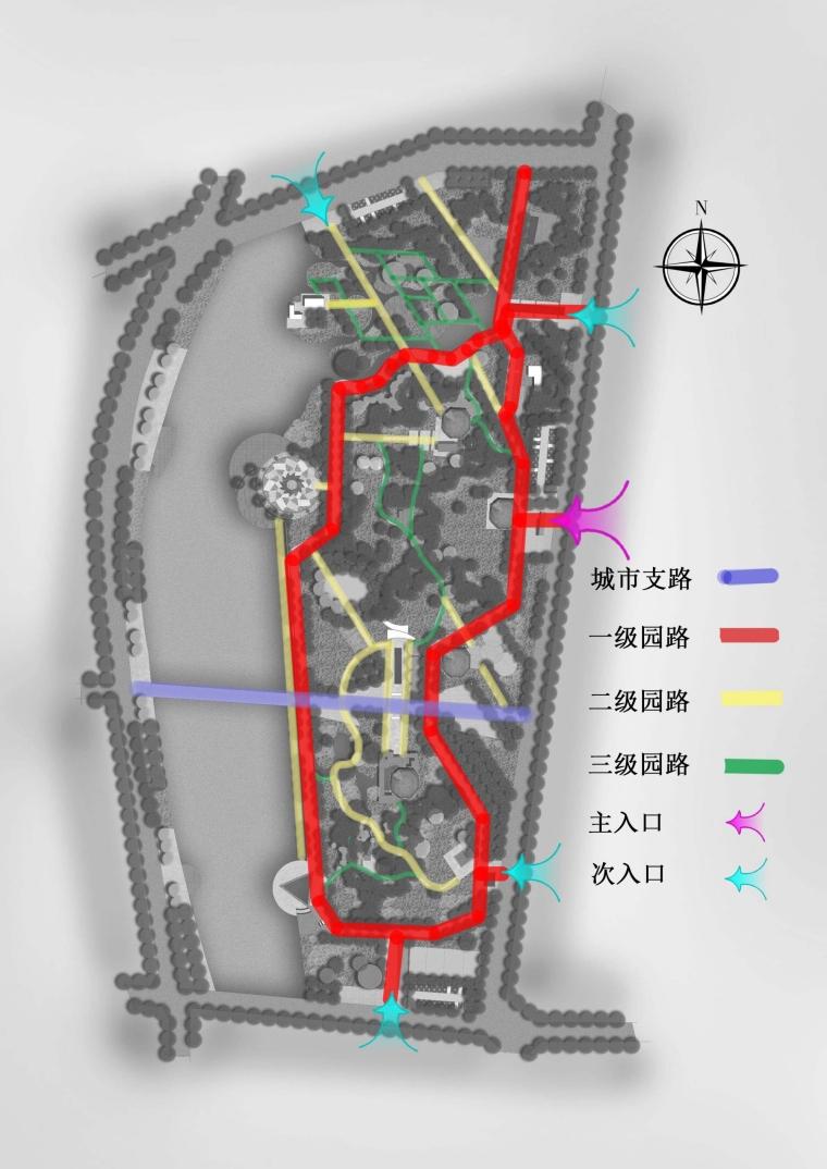 滨河公园景观设计_5