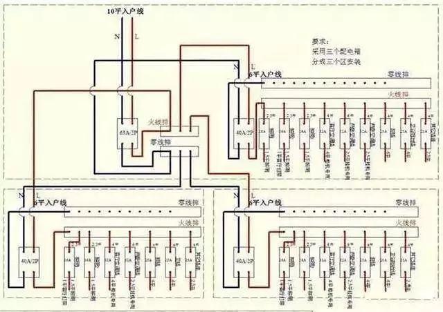 家庭电路控制系统大全,开关控制电路大全,值得收藏!_14