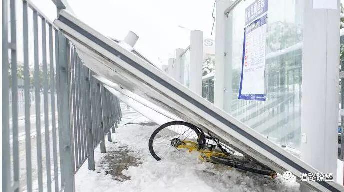 合肥BRT站亭倒塌事故 设计负责人被刑拘