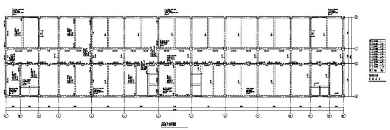 18889.62㎡9层框剪综合楼毕业设计(结构计算书/施组/清单/结构图纸)_5