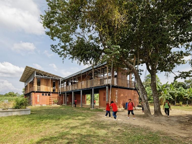 马来西亚Etania绿色校园