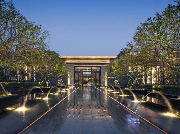 合肥当代天鹅湖MOMA启动区景观