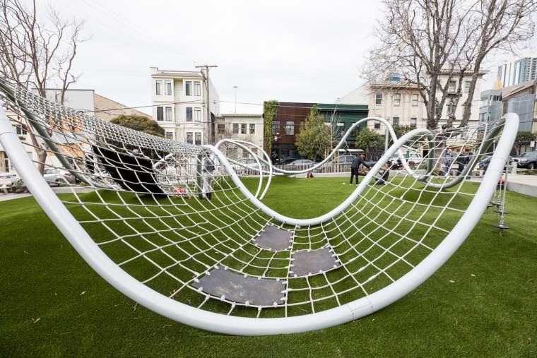 旧金山南公园改造-11