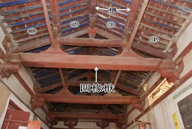 中国古建筑木结构