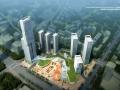 [广东]CCDI民盈经济大厦超高层商业综合体建筑设计方案文本