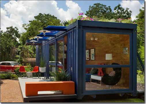集装箱宿舍——给你一个移动的家