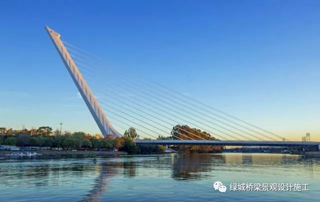 突破常规的桥梁设计——无背索斜拉桥