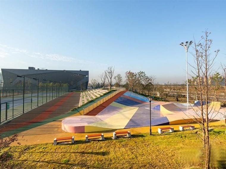 扬州南部体育公园