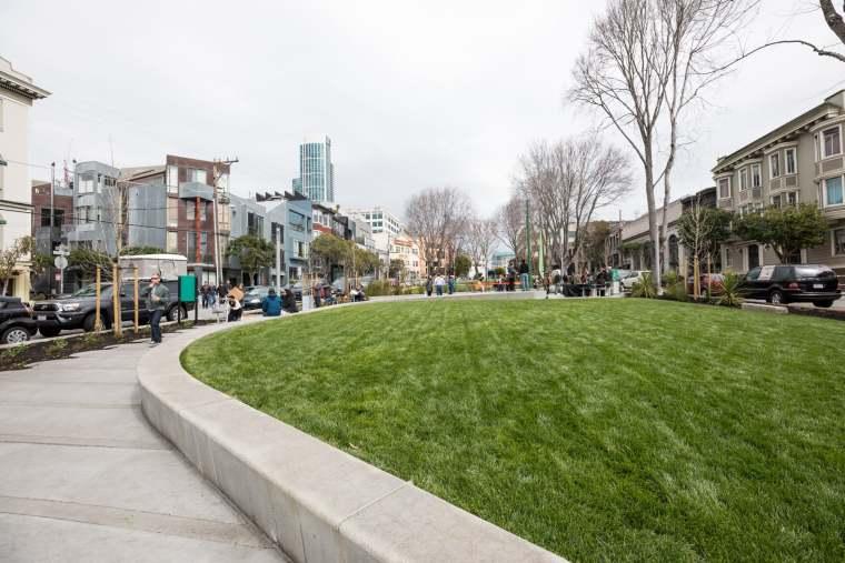 旧金山南公园改造-3