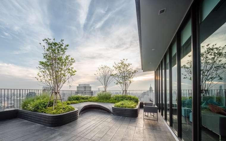 曼谷中心豪华公寓景观-c82996f5