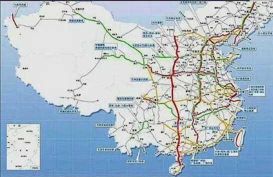 耗资4200亿造世界最长高铁,将贯通中国南北7省,2025年正式通车_1