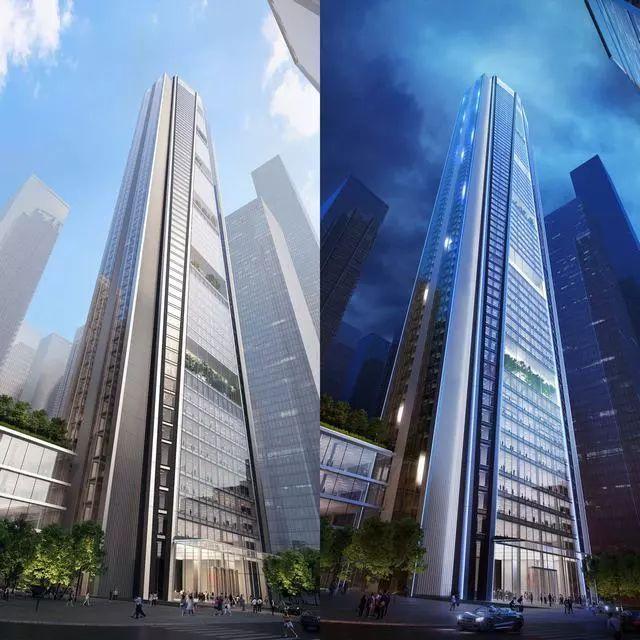 深圳摩天大楼的设计方案