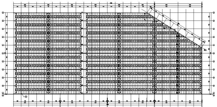 成都74X171mm门式刚架结构施工图(CAD,全套)_3