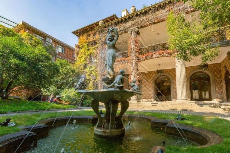 """煤炭大王的1700㎡豪宅,被称为""""爱神花园"""""""
