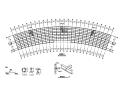 [宁夏]10层钢框架办公楼结构施工图(CAD、35张)