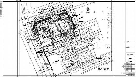 医院成套施工图纸(上)