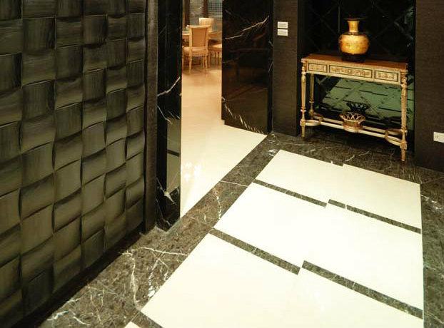 495平方米新古典独栋别墅卧室装修效果图
