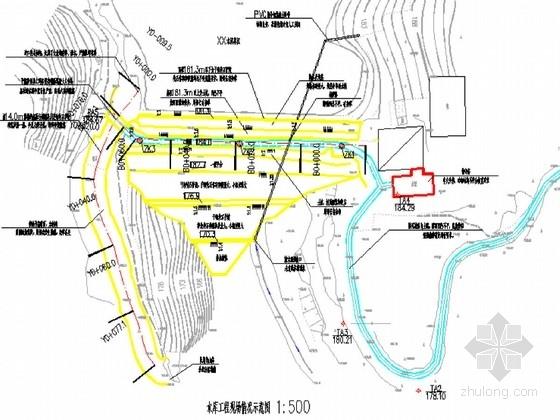 土石坝水库除险加固工程施工图