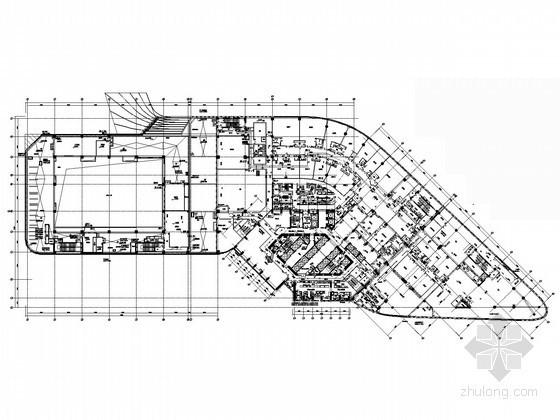 [北方]200米以上大型城市综合体给排水施工图(超五星酒店 5A智能办公楼)