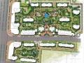 [安徽]临商业街高层国际花园居住小区景观设计方案