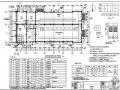 东莞某污水处理厂进水泵房配电室建筑、结构设计图