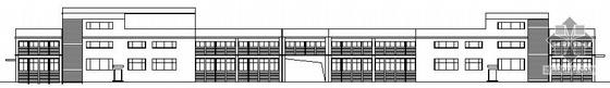某二层材料生产厂房建筑施工图