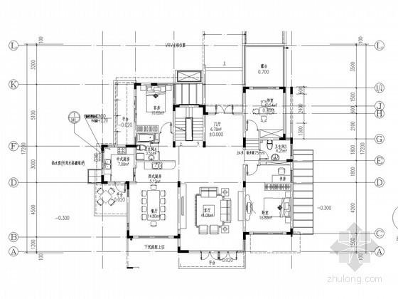[上海]别墅区燃气系统设计施工图(大院出品)