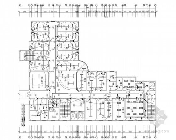 医院综合高层建筑电气施工图67张