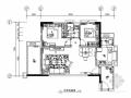 [广州]南湖某花园洋房D户型室内装修图(含选材表)