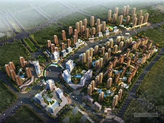 [大连]滨海新区城市地块规划设计方案文本(知名建筑事务所)