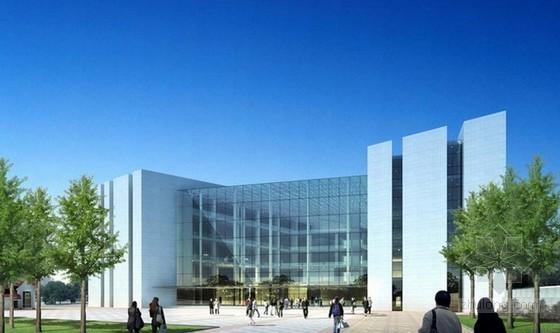 [湖北]大学图书馆建设项目可行性研究报告(含投资估算)90页