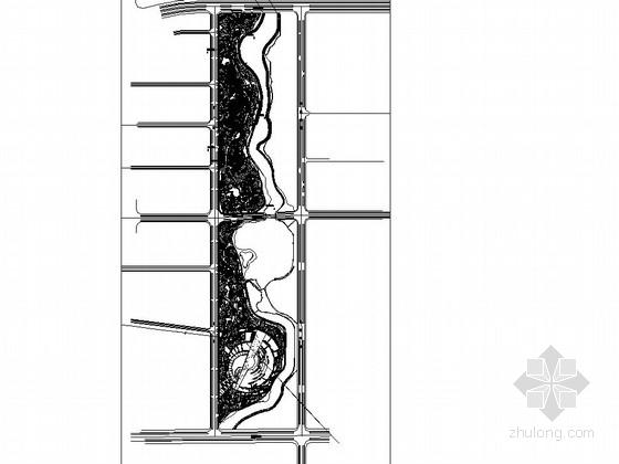[抚州]湿地公园北区园林景观工程施工图