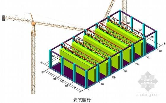 [天津]超高层办公楼钢结构施工方案(钢管混凝土)
