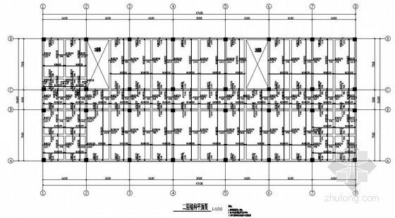 [学士]五层框架中学教学楼全套毕业设计