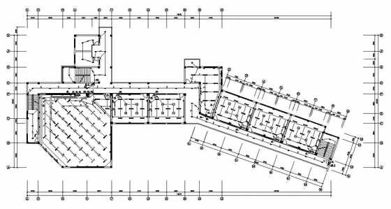 某学校综合楼电气图