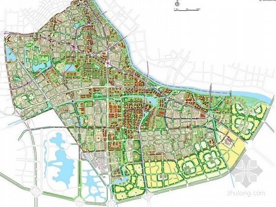 [天津]海河文化滨水智都城市景观规划设计方案(240余页高清图纸)