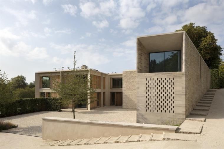 汉普郡住宅   Niall McLaughlin Architects