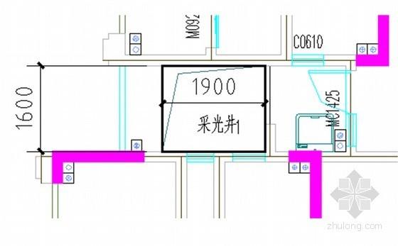 [重庆]住宅楼工程采光井脚手架工程施工方案