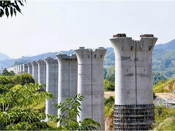 [福建]新建铁路34×32m箱梁桥土建工程施工组织设计70页(知名企业)