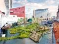 2018ASLA研究类荣誉奖:城市水健康–将新技术和弹性设施融入