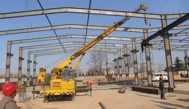 钢构工程:现场施工员要牢记的几点