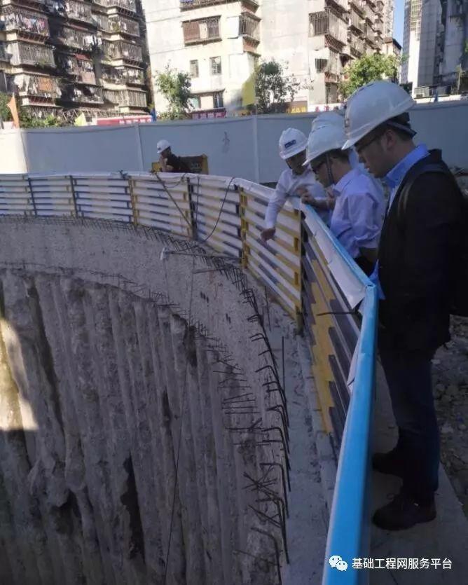 国内首个典型筒状结构岩土基坑支护工程实例点评_10