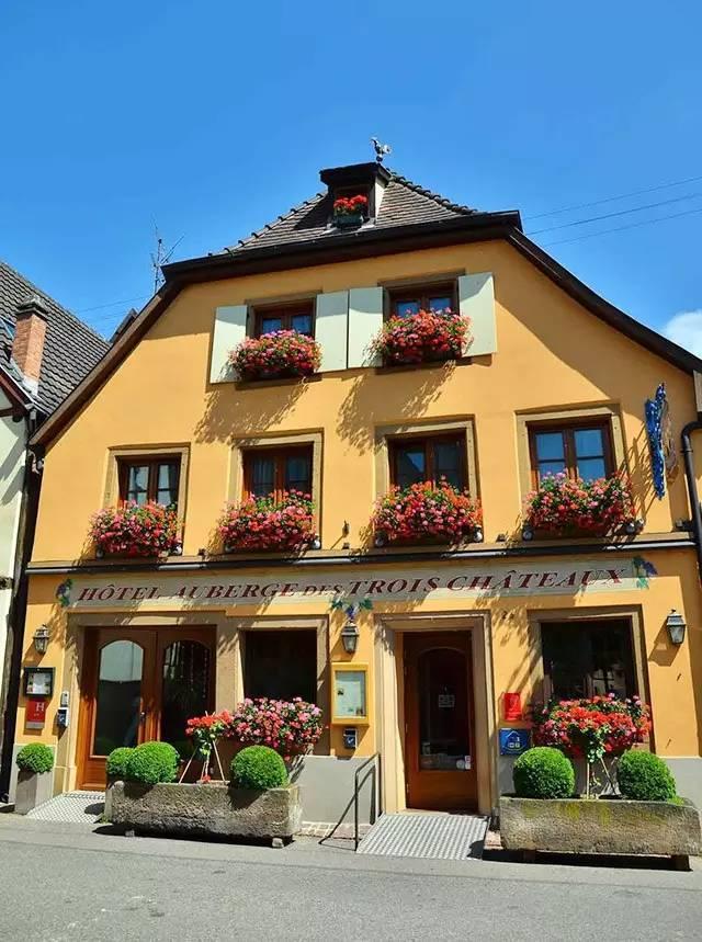 """四个最美的法国小镇,我愿在此""""终了余生""""..._40"""