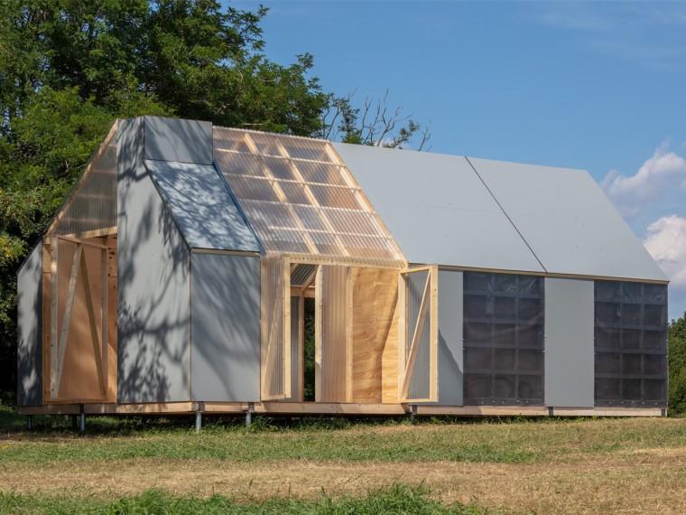 匈牙利模块小屋