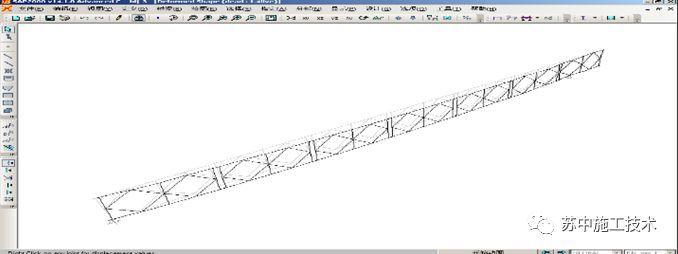 贝雷架+计算机控制液压同步提升技术钢结构桁架施工技术