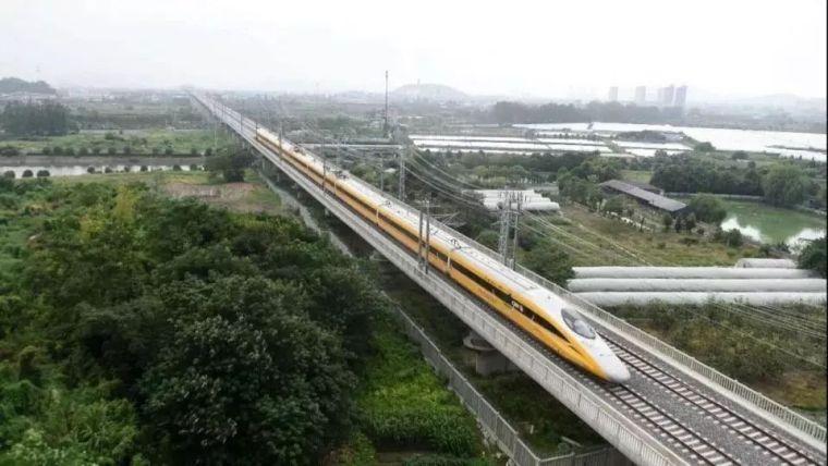 杭黄高铁正式投入试运行,全线开通运营进入倒计时!