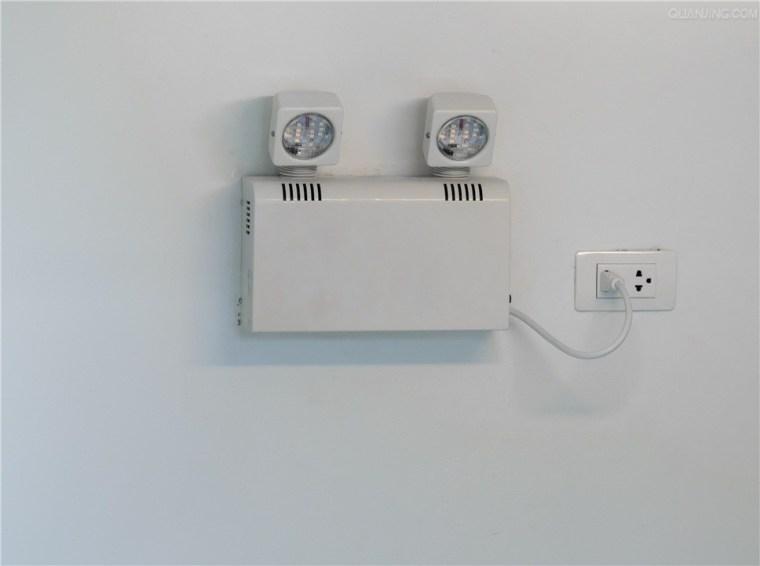 消防应急照明和疏散指示系统设计模板